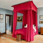 ベッドルーム © The Handel House Trust Ltd. Photo by James Mortimer